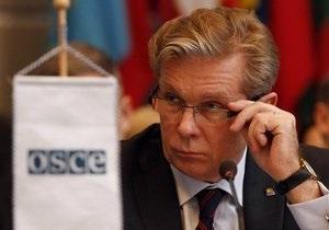 У ОБСЕ возникают вопросы по поводу развития свободы слова в Украине