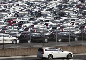 В Украине замедлился рост продаж новых автомобилей - Ъ
