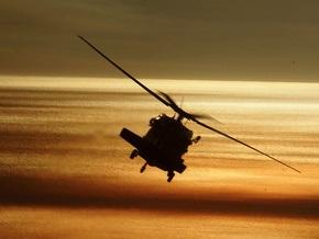 У побережья Израиля упал вертолет: погибли два человека