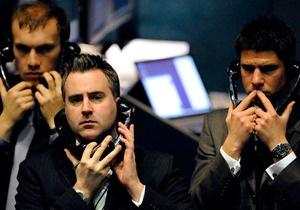 Рынки: Dow Jones упал ниже отметки 10000 пунктов