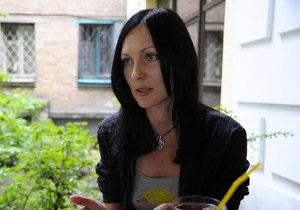 Журналистка Сницарчук отказалась от госохраны - МВД