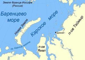 Российские пограничники обнаружили корабль-призрак