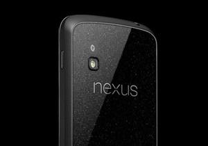 Продажи смартфона LG Nexus 4 в Украине стартуют в январе