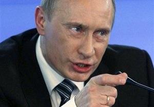 Путин велит не досаждать нормами ВТО: На хрена им нас принимать, если мы и так все исполняем