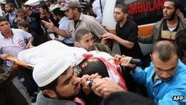 ВВС Израиля бомбили Газу: пятеро боевиков убиты