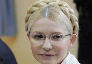 Тимошенко заявила, что не готова к допросу