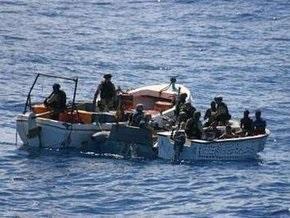 Военные ЕС захватили семерых сомалийских пиратов