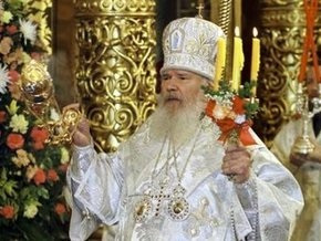 В московском храме Христа Спасителя попрощаются с Алексием II