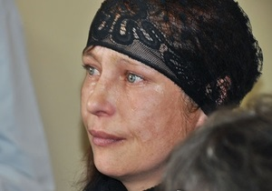 Суровицкая пыталась покончить с собой - Катеринчук