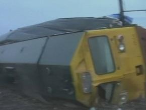 В правительстве Таиланда допускают, что причиной крушения поезда стало превышение скорости