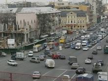 В Киеве позаботятся о регулирующих знаках