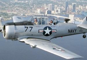 В США самолет времен Второй мировой войны упал в Мексиканский залив: два человека погибли