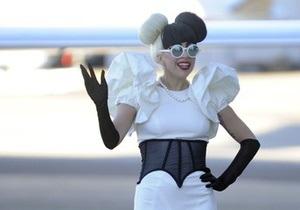 СМИ: Lady GaGa выступит в Киеве