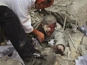 Число погибших в секторе Газа возросло до 282 человек