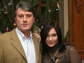 КП в Украине: Ющенко осенью станет дедушкой