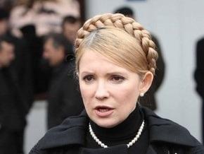 Тимошенко создала группу оперативного реагирования по транзиту газа в ЕС