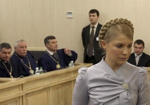 Партия регионов: Отчаяние Тимошенко становится все более очевидным