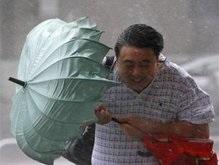 В Китае из-за тайфуна эвакуированы полмиллиона человек