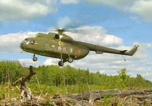 В Сибири при поисках обломков космического грузовика нашли вертолет, упавший 35 лет назад
