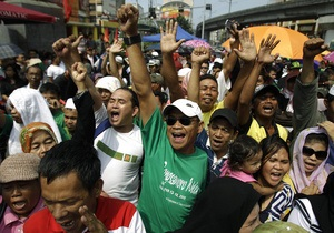 Правительство Филиппин и исламисты подписали соглашение о прекращении войны