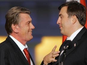 Ъ: Украина и Грузия войдут другим путем