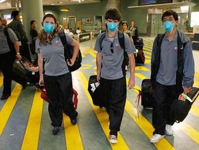 В Украину за последние сутки въехало 65 773 человека из стран с эпидемией гриппа A /H1N1