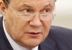 Янукович заявил о необходимости принятия радикальных кадровых решений в Минобороны