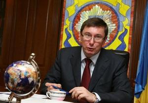 Луценко назвал нового министра внутренних дел  слабым солдафоном