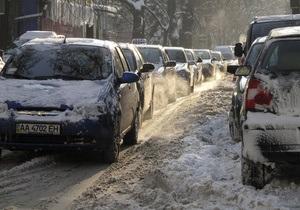 Соавтор генплана Киева предлагает ограничить въезд автомобилей в центр