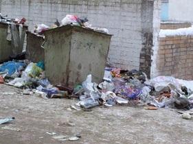 В Херсоне в мусорном баке нашли труп новорожденного