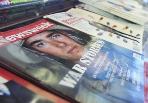 Американский журнал Newsweek уходит в интернет