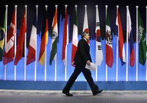 Валютная политика: рынки находятся в ожидании решений от G20