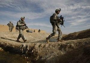 НАТО развивает наступление на позиции талибов в Афганистане