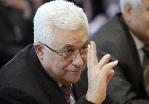 Глава Палестины согласился встретиться с премьером Израиля