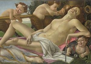 Исследование: Бог войны на картине Боттичелли принял наркотик