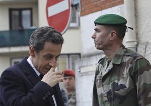 Немецкое издание связало террор во Франции с политикой Саркози