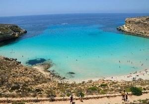 TripAdivisor - отдохнуть на море - Лучший пляж - Пляж на Лампедузе признан пользователями TripAdvisor лучшим в мире
