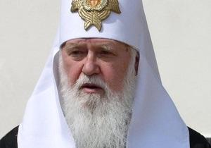 УПЦ КП: ГАИ не впускает в столицу паломников из Западной Украины