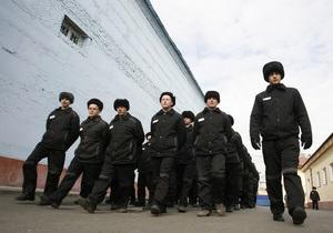 В Днепропетровской области осужденные напали на конвой