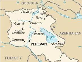 Более 10 человек пострадали в ДТП в Армении