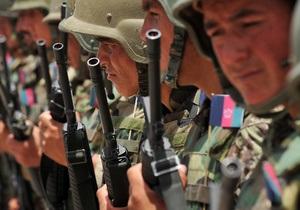 Пятеро британских военных обвиняются в убийстве афганца