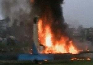 Авиакатастрофа в Судане: 13 погибших