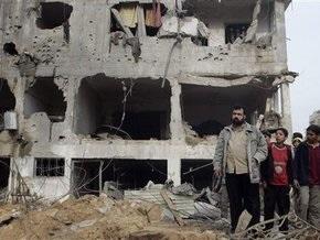 Израильские войска покинули один из районов Газы. Число погибших достигло 1133 человек