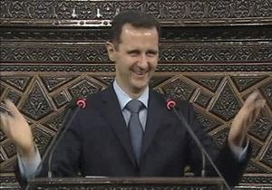 Белый дом: Асад сохраняет контроль над химическим оружием