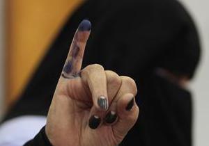 Египтяне второй день выбирают президента