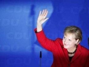 Блок Меркель побеждает на выборах в бундестаг - избирком