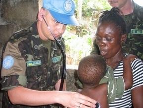 Генсек ООН призывает женщин идти в миротворцы
