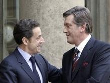 Le Monde: Саркози предложит Украине новый уровень отношений с ЕС