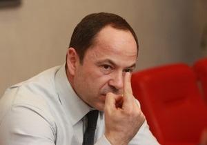 Тигипко не исключает создания в Раде своей внефракционной группы