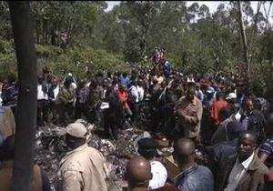 При катастрофе вертолета погиб министр Кении
